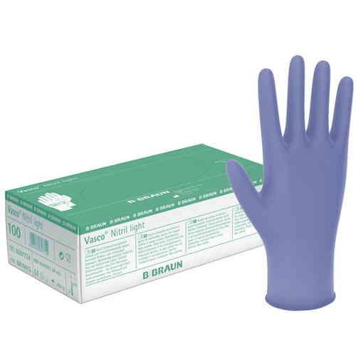 nitril handschuhe lila
